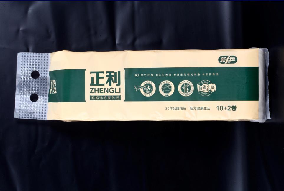 竹漿本色系列12卷小長條