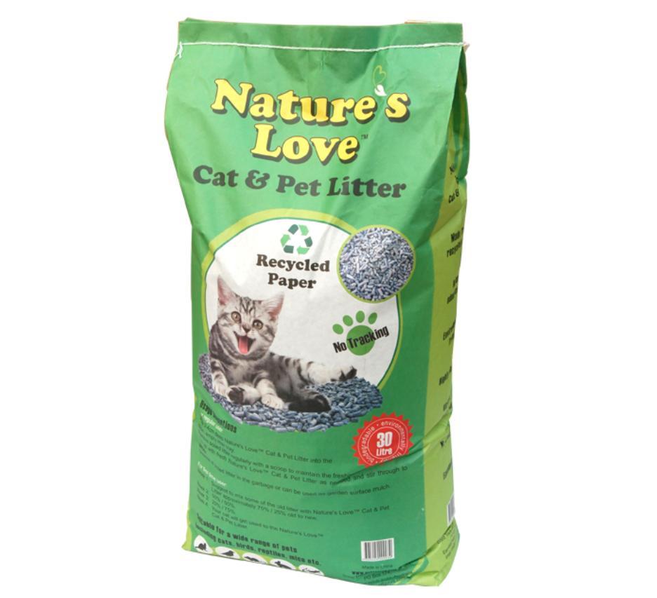 寵物環保紙砂