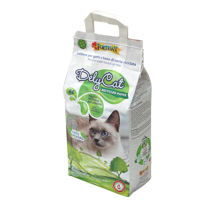 紙貓砂6L-意大利